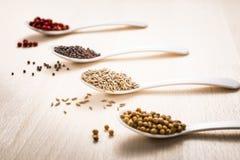 Indian cumin seeds Royalty Free Stock Photo
