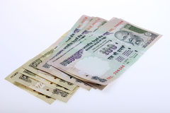 Indian Currency. In use in India Royalty Free Stock Image