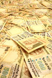 Indian currency backgraound Stock Photos