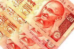 Indian currency Stock Photography