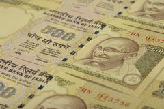 Indian Currency Royalty Free Stock Photography