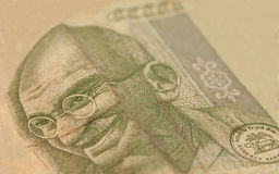 Indian Currency Rupee Notes Royalty Free Stock Images