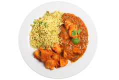 Indian Curry Stock Photography