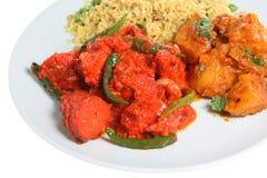 Indian Curry Stock Photos