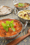 Indian Curry Chicken Tikka Masala Royalty Free Stock Image