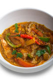 Indian curry Royalty Free Stock Photo