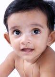 Indian Cute Baby Stock Photos
