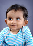 Indian Cute Baby Royalty Free Stock Photo