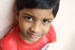 Indian Cute Boy Stock Images