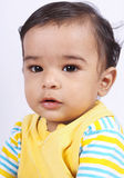 Indian Cute Boy Baby Stock Photo