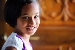 Indian cute girl Royalty Free Stock Image