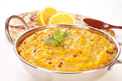 Indian Dal Dhal royalty free stock photos