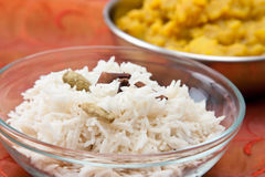 Indian Dal Dish Royalty Free Stock Photography