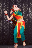 Indian dance Stock Images