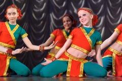 Indian dance Stock Photo