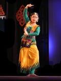 Indian Dance-Rabindra Nrityotsav Royalty Free Stock Images