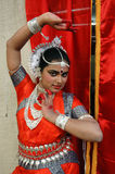 Indian Dancer Royalty Free Stock Photo