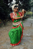 Indian Dancer Stock Images