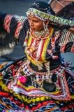 Indian dancer Stock Photos