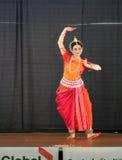 Indian Dancer Stock Image