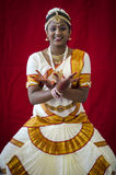 Indian dancer Stock Image