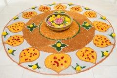 Indian decoration Royalty Free Stock Photo