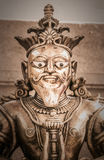 Indian deity sculpture Royalty Free Stock Photo