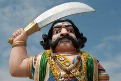 Indian Demon Stock Photography