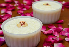 Indian desert Rice Kheer Stock Photography