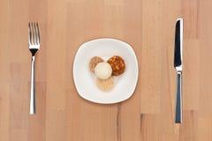 Indian dessert stock photography