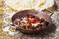 Indian dhal dish Stock Photo