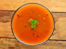 Indian dish-Rasam Stock Photography