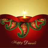 Indian Diwali background Royalty Free Stock Photos