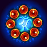 Indian diwali festival Royalty Free Stock Images