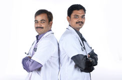 Indian Doctors Stock Images