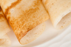 Indian Dosa Closeup Royalty Free Stock Photo