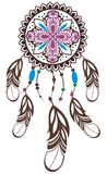 Indian Dream catcher Royalty Free Stock Photography