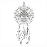 Indian Dream catcher Stock Images