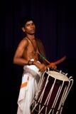 Indian drummer, Kerala, South India Stock Photos