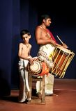 Indian drummers Stock Images