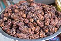 Indian dry fruit-Date Stock Image
