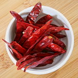 Indian Dry Red Chilli. Is necessary item for cooking almost all the dishes in India. Capsicum has been used since ancient times not only as a traditional Royalty Free Stock Photos