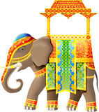 Indian elephant Stock Photos