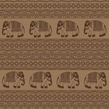 Indian elephant Royalty Free Stock Images