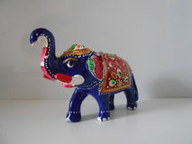 Indian Elephant Statue. Stock Photography