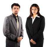 Indian Executives Stock Photo