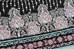 Indian fabric Stock Photo