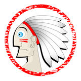 Indian face Stock Images