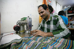 Indian factory Stock Photo