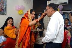 Indian Family Royalty Free Stock Photo